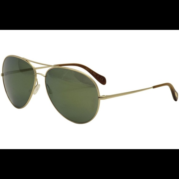 c137a87c2 Oliver Peoples Sayer Oversized Aviator Sunglasses.  M_5be621659539f73f9e54b4f1
